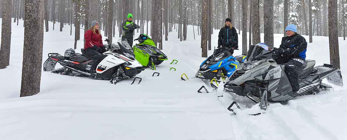 2018 Snowmobile Sales Outperform Economic Growth Worldwide