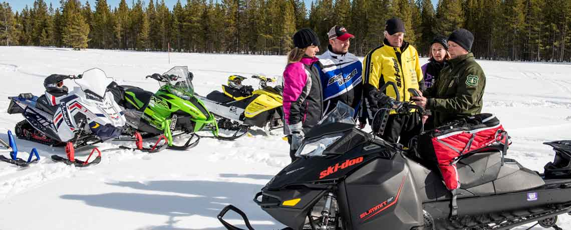 Snowmobiling Health Study
